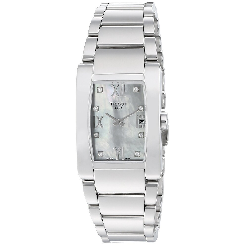Tissot T-Trend Generosi-T Ladies Watch T0073091111600, Mo...