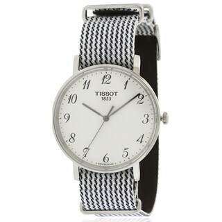 Tissot T-Classic Everytime Fabric Unisex Watch T1094101803200