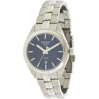 Tissot PR100 Stainless Steel Ladies Watch T1012101104100