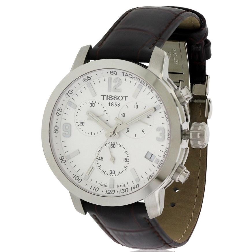 Tissot T-Sport Mens Watch T0554171601701, White, Size One...