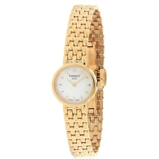 Tissot T-Lady Lovely Rose Gold-Tone Ladies Watch T0580093311100