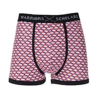 Warriors & Scholar Moisture Wicking Boxer Brief