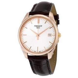 Tissot T-Gold Vintage Leather Mens Watch T9204107603100|https://ak1.ostkcdn.com/images/products/17374770/P23615510.jpg?impolicy=medium