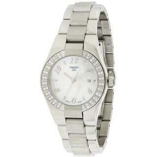 Tissot Glam Stainless Steel Ladies Watch T0432101111701