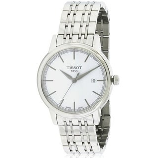 Tissot Carson Stainless Steel Mens Watch T0854101101100