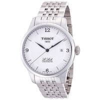 Tissot Men's T0064081103700 'Le Locle' Automatic Stainless Steel Watch