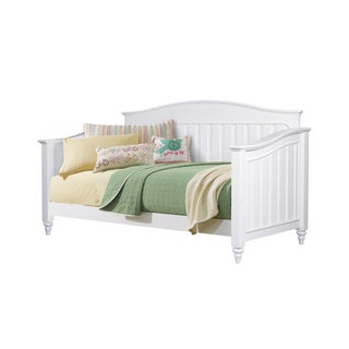 Schools Out White Wood Day Bed