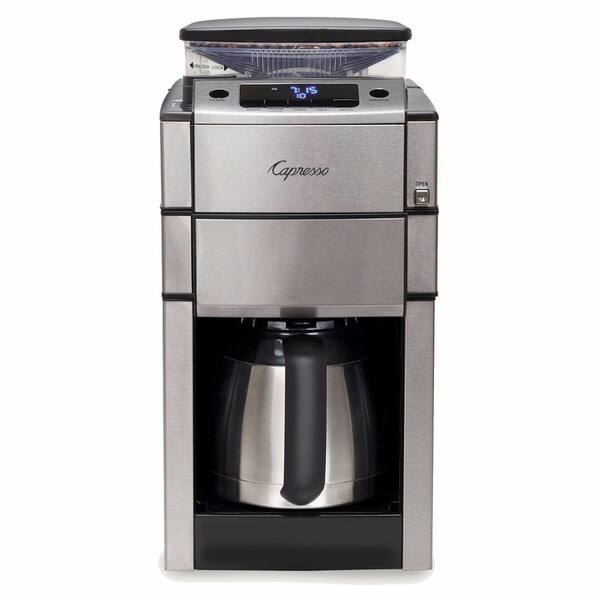 Shop Capresso Coffeeteam Pro Plus W Thermal Carafe Coffee