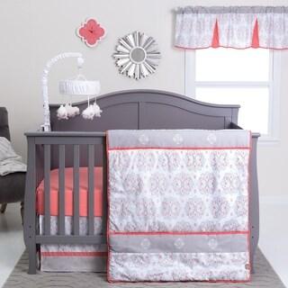 Trend Lab Valencia 3 Piece Crib Bedding Set