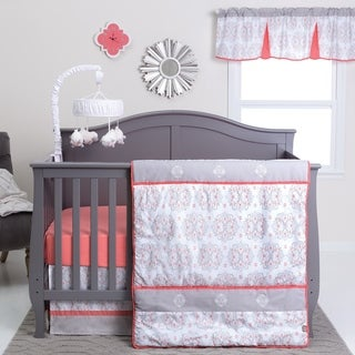 Trend Lab Valencia 3 Piece Crib Bedding Set