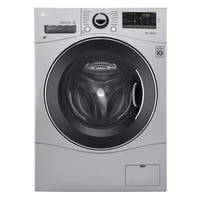 LG WM3488HS 2.3 cu.ft. Compact All-In-One Washer/Dryer in Silver