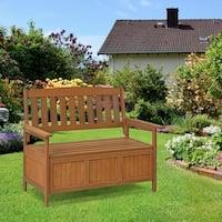 Furinno Tioman Outdoor Hardwood Kent Storage Box