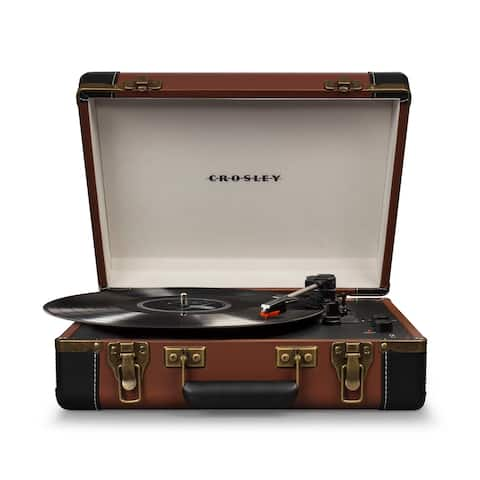 Executive Deluxe Portable USB Turntable