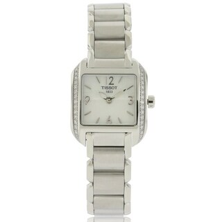 Tissot T-Trend T-Wave Ladies Watch T02138582