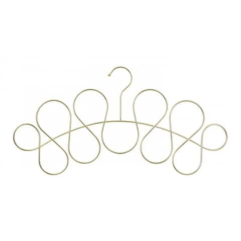 Umbra Loopdeloop Metal Scarf/Accessories Holder (Brass) 1005297-104