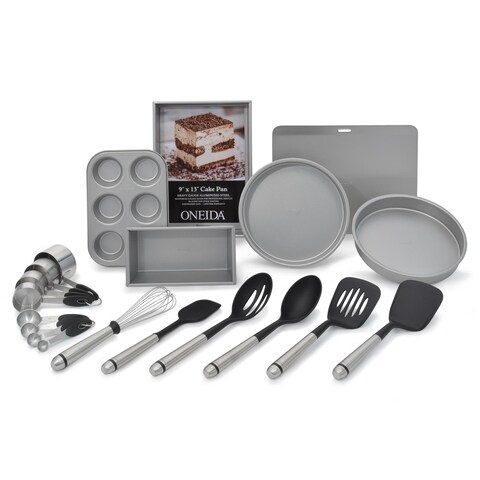 Oneida Supreme Professional 20-Pc Bakeware Set
