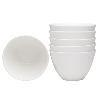 Hospitality White Coupe Bowl Set of 6