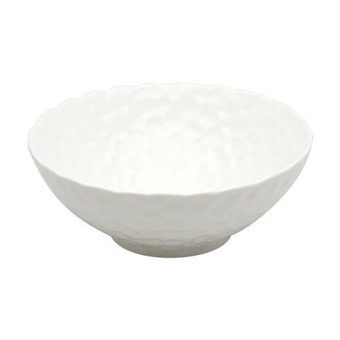 Vanilla Marble Salad Bowl (Set of 2)