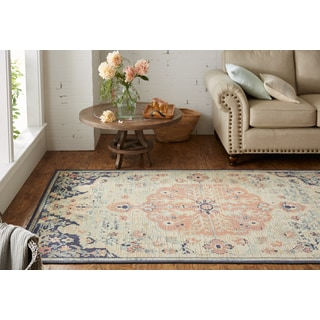 Mohawk Heirloom Tamur Area Rug - 7'6 x 9'6 - Thumbnail 0