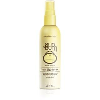 Sun Bum 4-ounce Hair Lightener Blonde Formula