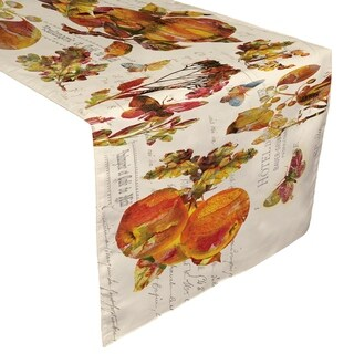 Laural Home Majestic Autumn Table Runner