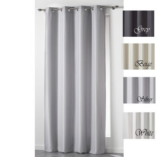 Evideco Island Double-layered Insulated Polar-lined Curtain Panel