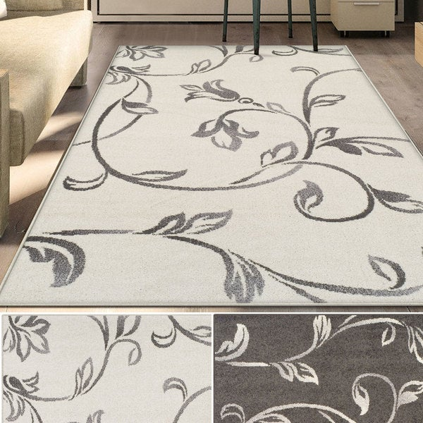Miranda Haus Designer Vine Area Rug collection (8' X 10')