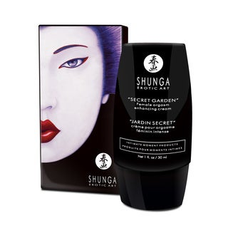Shunga Secret Garden 1-ounce Enhancing Gel