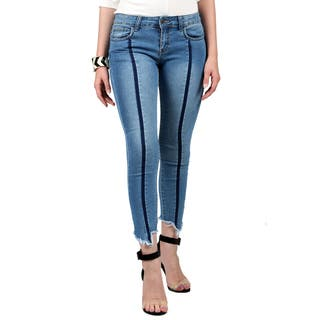 Xehar Women's Casual Stylish Skinny Denim Jeans|https://ak1.ostkcdn.com/images/products/17375237/P23615898.jpg?impolicy=medium