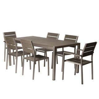 ROY 7 PIECE DINING SET (2 options available)