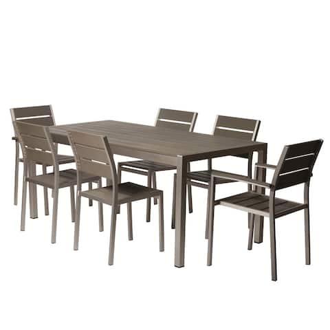 ROY 7 PIECE DINING SET