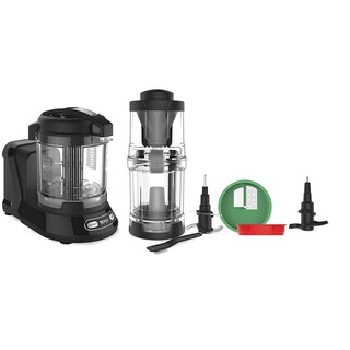 Ninja Precision Food Processor with Auto-Spiralizer