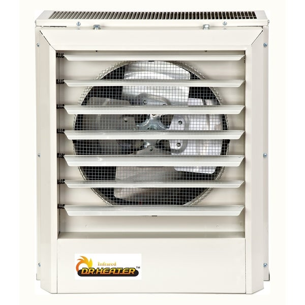 Dr. Infrared Heater DR-P2100 208V/240V, 7.5KW/10KW, Single or Three Phase Unit Heater