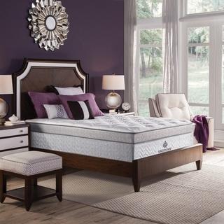 Kingsdown Mezzo Ultra Plush 16-inch Cal King Luxury Pillow Top Mattress Set
