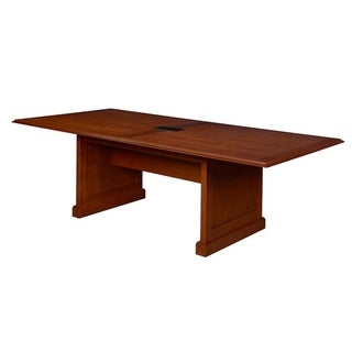 "Prestige 96"" Conference Table with Power- Cherry"