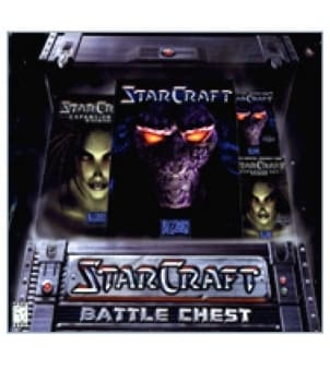 PC - StarCraft Battle Chest