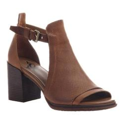 Women's OTBT Metaphor Shootie Medium Brown Leather