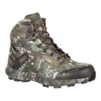 Men's Rocky 6in Broadhead Waterproof Trail Hiker Camouflage Synthetic