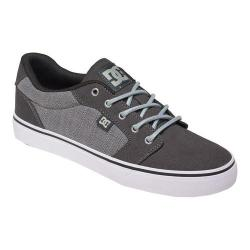 Men's DC Shoes Anvil TX SE Charcoal Grey