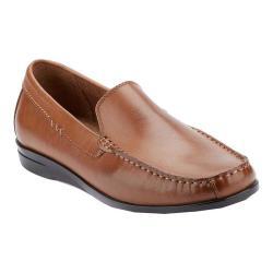 Men's Dockers Montclair Loafer Saddle Tan Leather