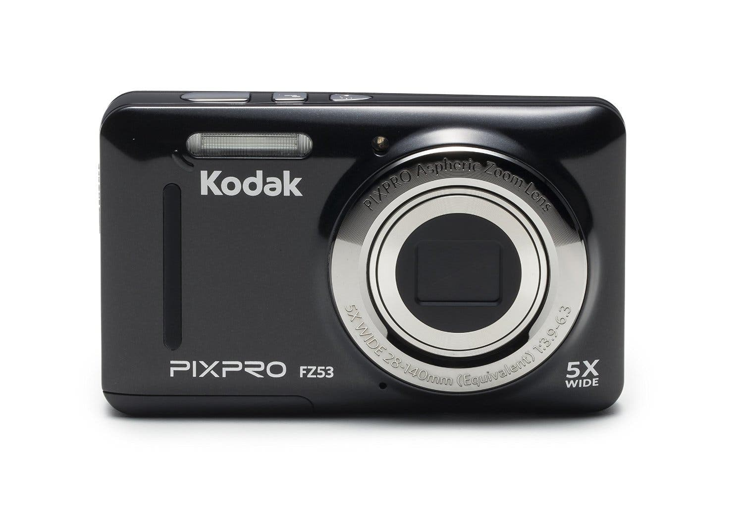 Kodak PIXPRO FZ53 16.2 Megapixel Compact Camera - Black|https://ak1.ostkcdn.com/images/products/174/359/P18757751.jpg?impolicy=medium