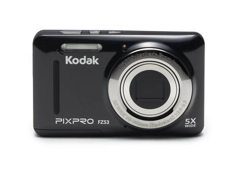 Kodak PIXPRO FZ53 16.2 Megapixel Compact Camera - Black