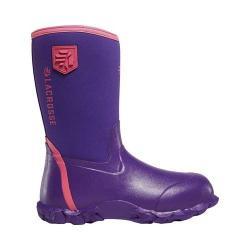 Children's LaCrosse Lil' Alpha Lite 5.0mm Waterproof Boot - Toddler Purple