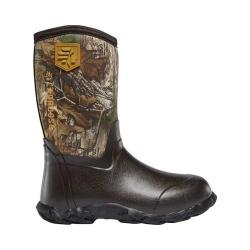 Children's LaCrosse Lil' Alpha Lite 5.0mm Waterproof Boot - Toddler Realtree Xtra