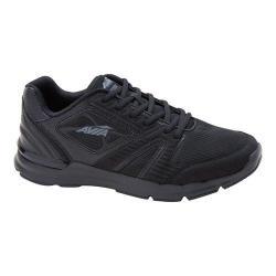 Men's Avia Avi-Edge Cross Training Shoe Black/Iron Grey