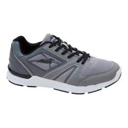 Men's Avia Avi-Edge Cross Training Shoe Frost Grey/Steel Grey/Black