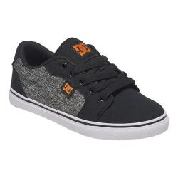 Boys' DC Shoes Anvil TX SE Black/Grey