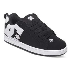Men's DC Shoes Court Graffik Black