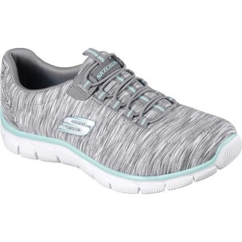 Skechers Relaxed Fit Empire Game On Walking Shoe (Women's) xnNCmcMld