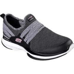 Women's Skechers Burst TR Inside Out Sneaker Black/White